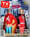 Greatest American Hero At Large TV Guide Cover CLEAN
